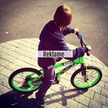 Sådan finder du den rette cykel til dit barn